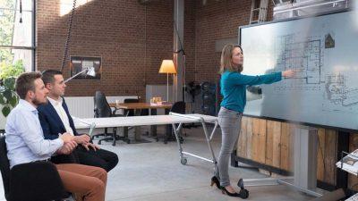 Touchscreen Monitore visualisieren Ihre Ideen