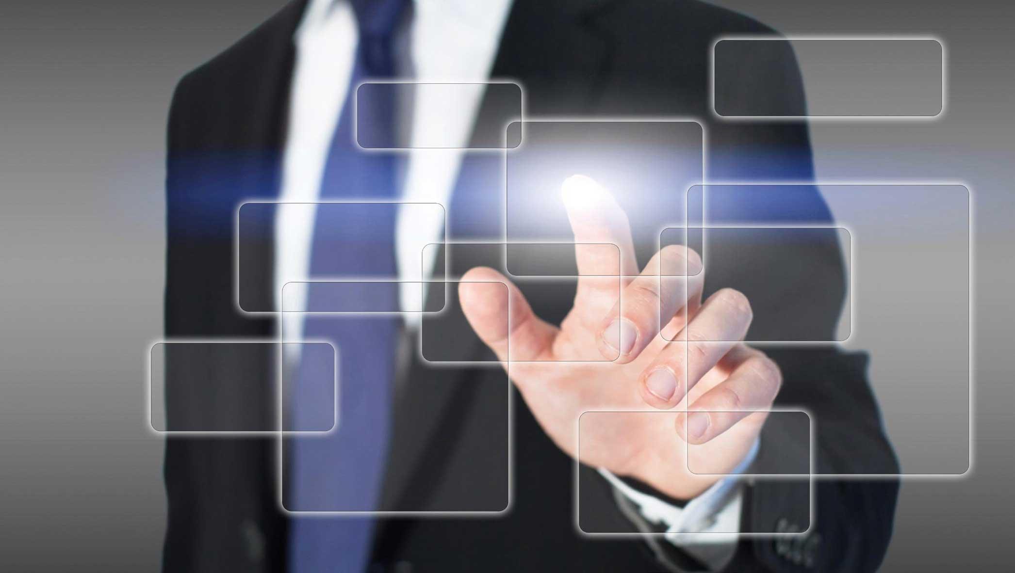 Digitale Präsentationssysteme von Lauer-Interaktiv