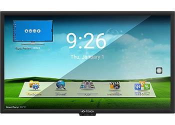 Vidi-Touch Lite 75 Zoll mit 4K-Auflösung