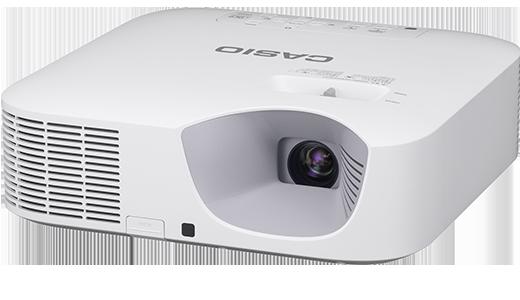 Die Advanced Serie von Casio - Beamer für Installationen und den mobilen Einsatz