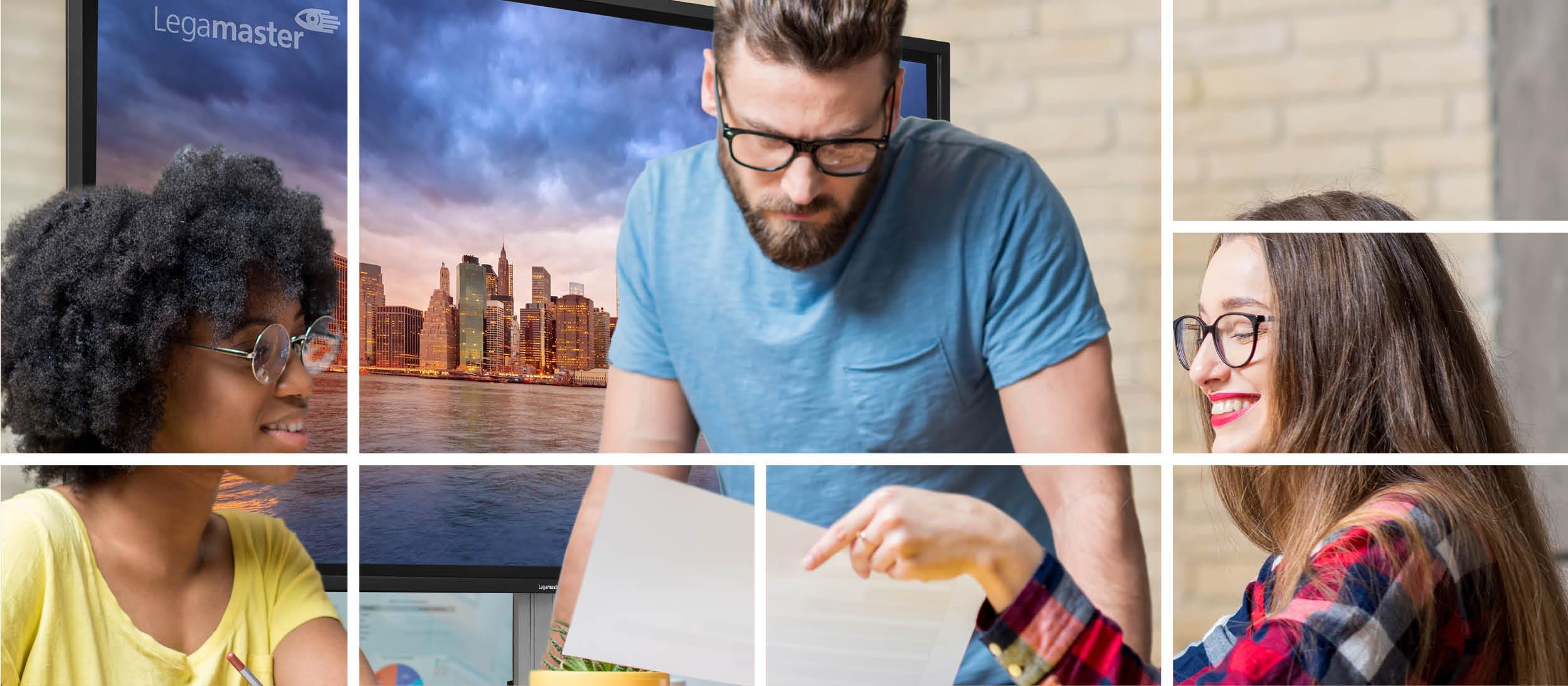 Die Touch-Monitore der neuen STX-Serie erhalten Sie ab sofort bei Lauer-Interaktiv e
